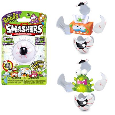 New Zuru Smashers 3 Pack Series 2 Gross Eyeballs Surprise Blind Mystery Eyeballs