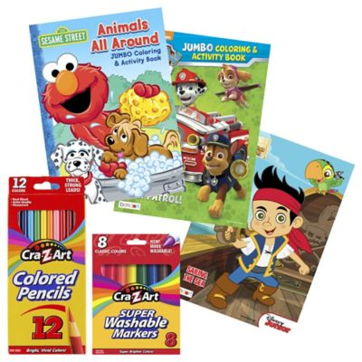 Paw Patrol Art and Colouring Sets Assorted