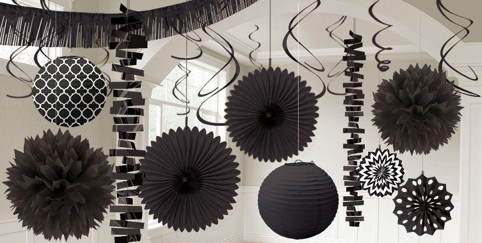 Black Decorations