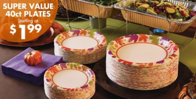 Autumn Warmth Fall Party Supplies & Autumn Warmth Party Supplies | Party City