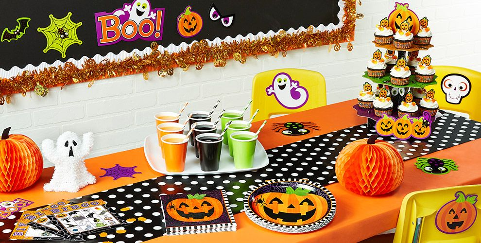 Halloween Tableware Combo Pack