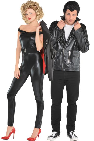 Resultat d'imatges de grease costume male