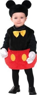 sc 1 st  Party City & Baby Disney Mickey Mouse Costume | Party City