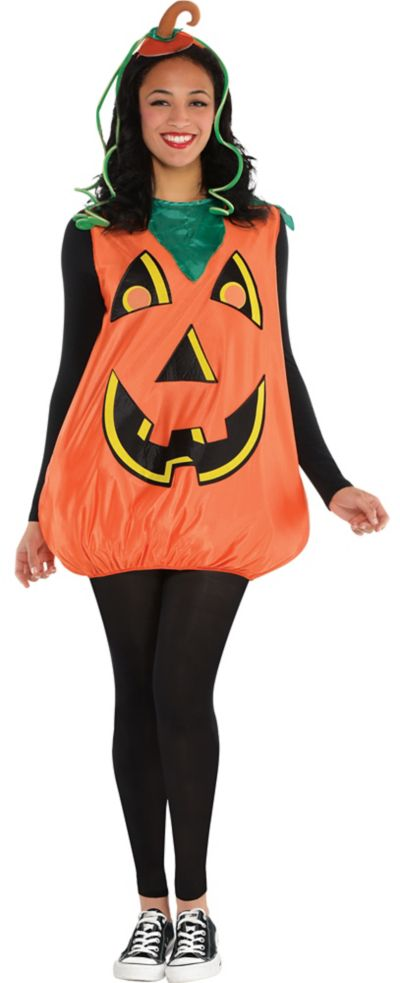 Pumpkin Costume For Women Party City