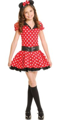 sc 1 st  Party City & Teen Girls Miss Mouse Costume   Party City Canada