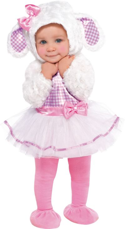 Baby Little Lamb Costume Party City