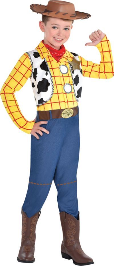 Toys From Party City : Toddler boys woody costume toy story party city