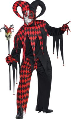 sc 1 st  Party City : halloween costumes jester  - Germanpascual.Com