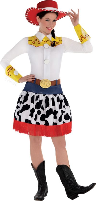 Toys From Party City : Adult jessie costume deluxe toy story party city