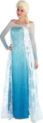 sc 1 st  Party City & Adult Elsa Costume - Frozen | Party City