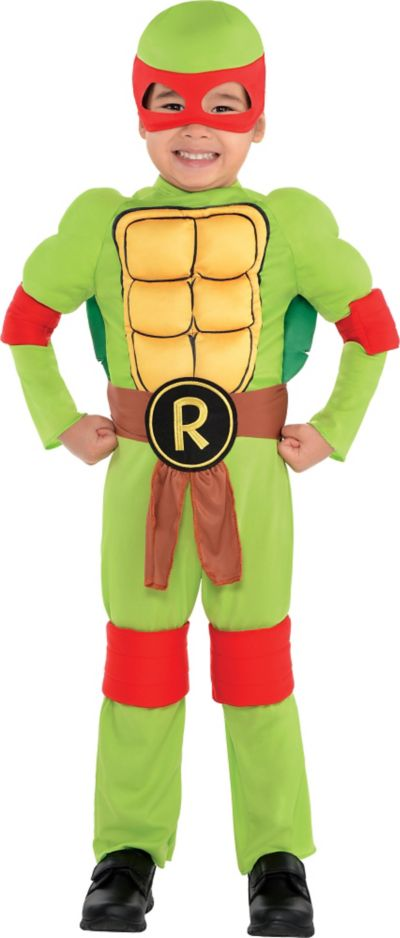 Toddler boys raphael muscle costume teenage mutant ninja turtles toddler boys raphael muscle costume teenage mutant ninja turtles party city solutioingenieria Image collections