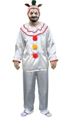 sc 1 st  Party City & Adult Twisty the Clown Costume - American Horror Story | Party City