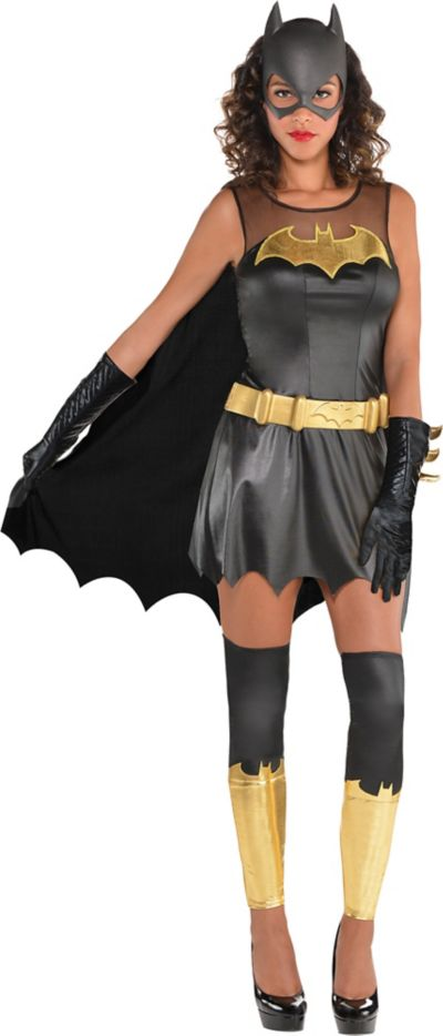 Adult Batgirl Dress Costume - Batman | Party City Canada