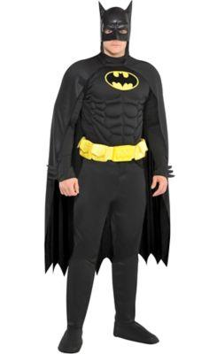 batman costume Adult
