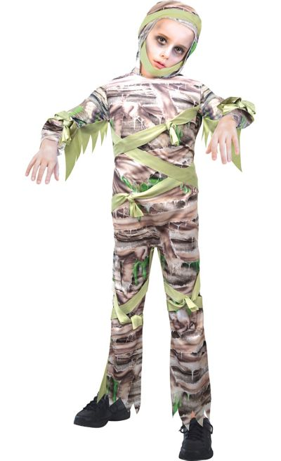 Mummy Costume for Toddlers Girls Mummy Costume Outfit
