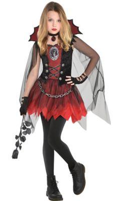 Cute Vampire Girl Costume