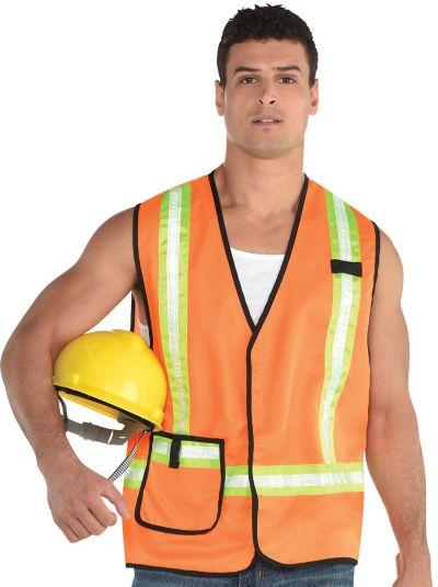 9d31031b1 Adult Construction Worker Vest