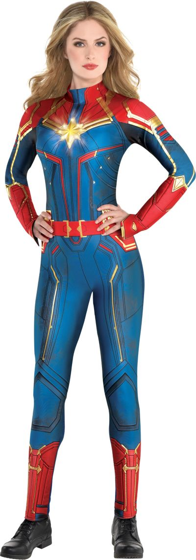 Adult Light Up Captain Marvel Costume Captain Marvel Party City Marvel captain jacket for kids multi. adult light up captain marvel costume captain marvel