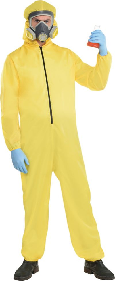 Adult Hazmat Suit Costume Party City