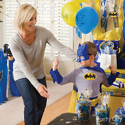 Batman Birthday Outfit Idea