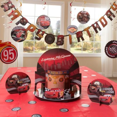 Cars Essential Decorations Idea Party City Party City