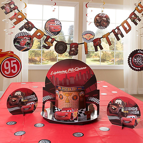 Cars Essential Decorations Idea