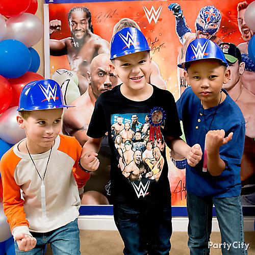 WWE Photo Booth Idea