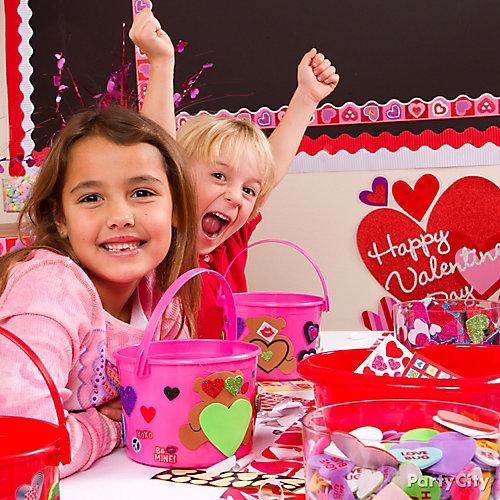 DIY Classroom Valentine Mailboxes idea
