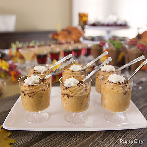 Pumpkin Cheesecake Parfaits Recipe