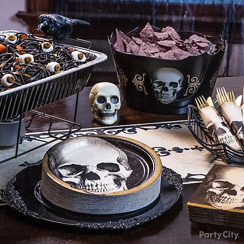Boneyard Tableware Idea