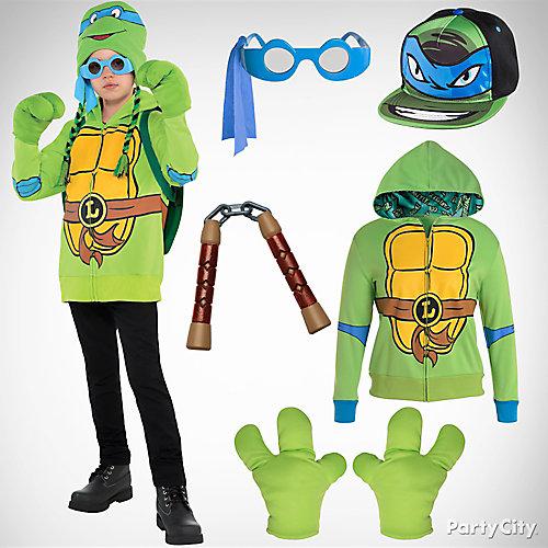 Boys TMNT Costume Idea