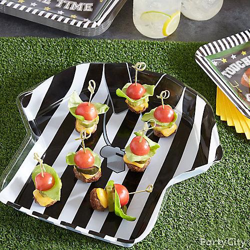 Mini Sliders Appetizer Idea