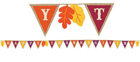 Pennant Banners Party City