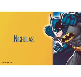 Custom Batman Thank You Notes