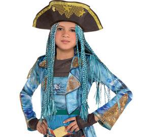 Girls Uma Costume Disney Descendants 2 Party City