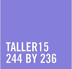 Kraft Table Number Cards 1-20