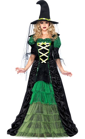 Adult Wicked Witch Costume | Party City Canada