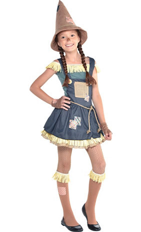 Girls Princess Wicked Witch of the West Costume - The Wizard of Oz ...