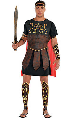 how to make a roman costume for a child