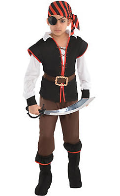 Pirate costumes party city boys rebel of the sea pirate costume solutioingenieria Images