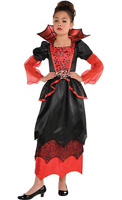 Vampire costumes for kids adults vampire costume ideas party girls vampire queen costume solutioingenieria Gallery