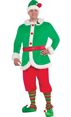 Christmas Elf Costumes For Kids Amp Adults Elf Outfits