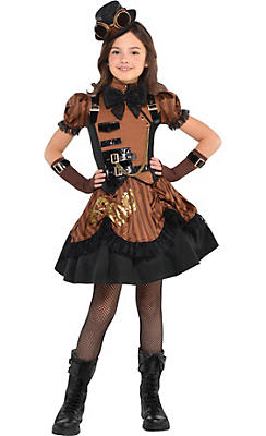 Steampunk Costumes & Accessories | Party City