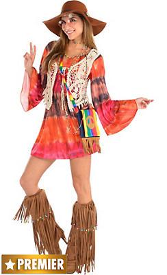60s costumes for women hippie costumes costume ideas party city adult festival hippie costume premier solutioingenieria Images