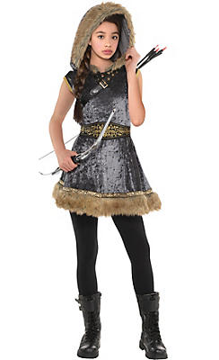 Girls new costumes new halloween costumes for kids party city girls miss archer costume solutioingenieria Gallery