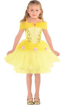 Disney Princess Costumes Girls Belle Costume