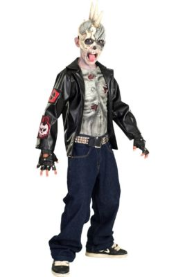 Boys Horror Costumes - Scary Halloween Costumes for kids  5c08ccb94110