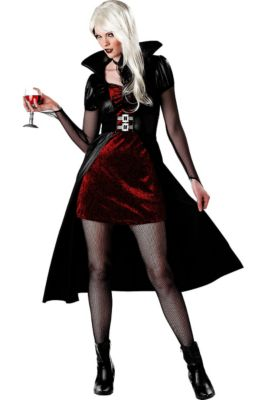Sexy Vampire Costumes for Women - Vampire Halloween Costumes | Party City