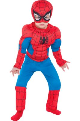 11f88312 Spider-Man Costumes for Kids & Adults - Spider-Man Halloween ...