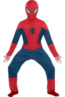 92e49e5223485 Spider-Man Costumes for Kids & Adults - Spider-Man Halloween ...